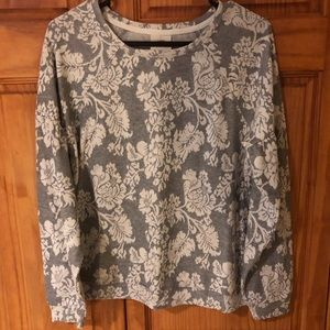 Knox Rose Sweaters - Floral Sweater